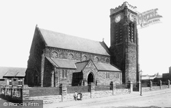 Marske-By-The-Sea, St Mark's Church 1906