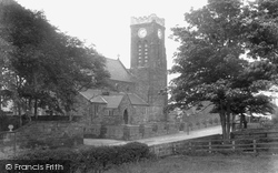 Marske-By-The-Sea, St Mark's Church 1913