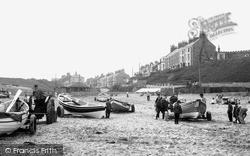 Marske-By-The-Sea, The Beach c.1955
