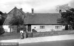 Marske-By-The-Sea, The Old Thatched Cottage 1938