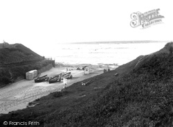 Marske-By-The-Sea, The Sands 1932