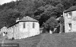 Marske, Clints Cottage And Chapel c.1955