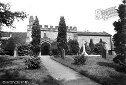 Marske, St Edmund's Church 1913