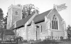 The Church c.1955, Martlesham