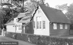 The School c.1955, Martlesham