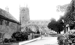 Martock, All Saints Church 1900