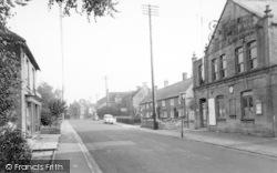 Martock, Church Street c.1960