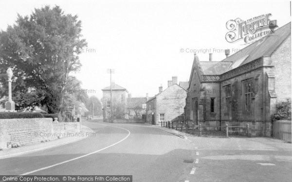 Photo of Martock, Church Street c.1960