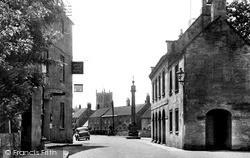 Martock, East Street c.1955