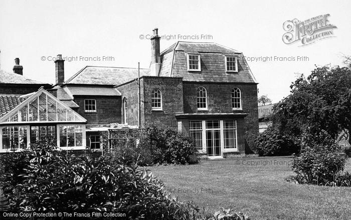 Photo of Martock, Hurst Manor Youth Hostel c.1955