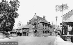 Martock, Market House c.1955