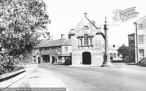 Photo of Martock, Market House c.1960