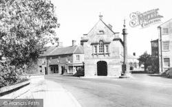 Martock, Market House c.1960