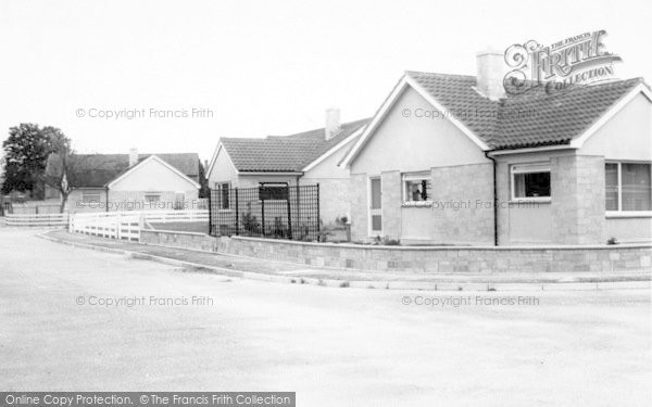 Photo of Martock, Myrtle Farm Estate c.1965
