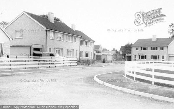 Photo of Martock, Myrtle Farm Estate c.1965
