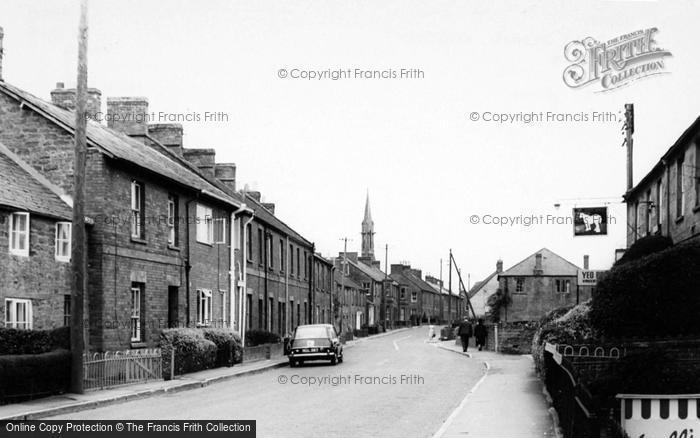 Photo of Martock, North Street c.1965