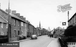 Martock, North Street c.1965