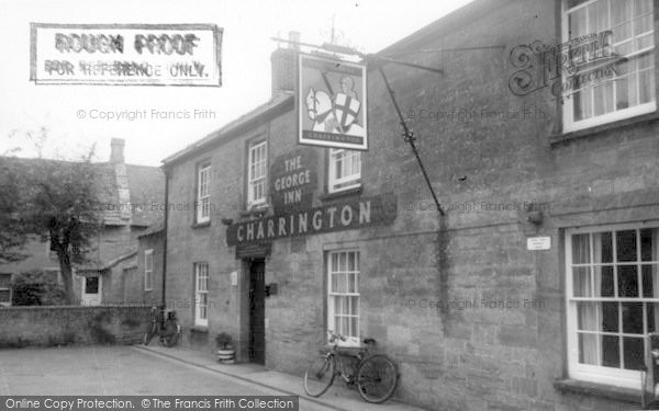 Photo of Martock, The George Inn c.1960