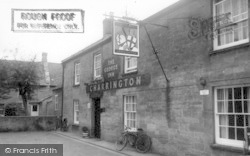 Martock, The George Inn c.1960