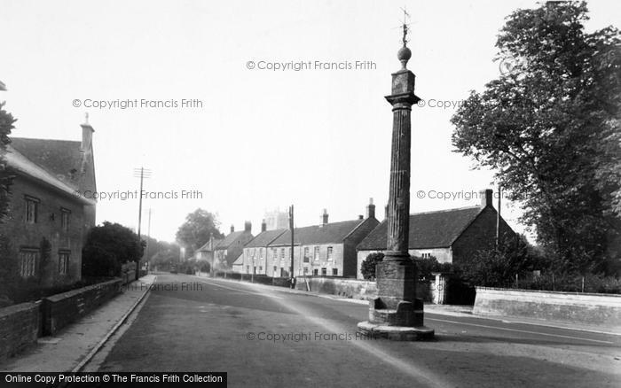 Photo of Martock, The Pinnacle And Church Street c.1955