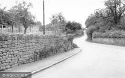 Martock, The Village c.1960