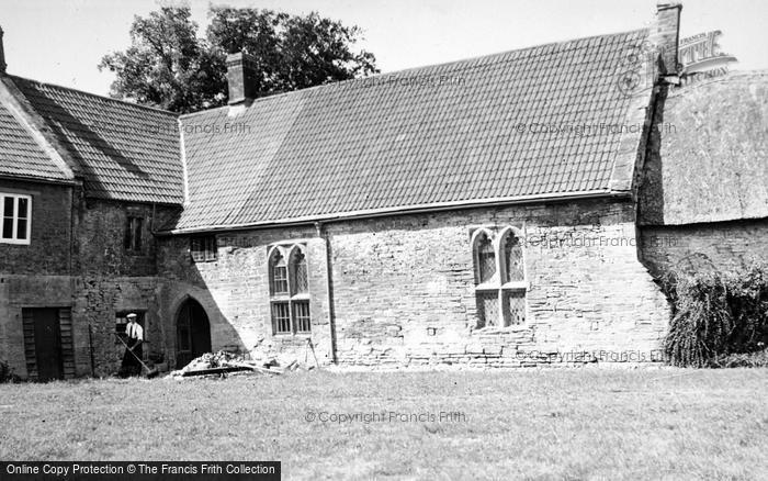 Photo of Martock, Treasurer's House c.1950