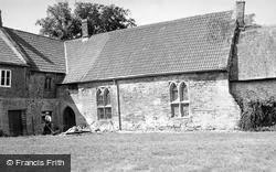 Martock, Treasurer's House c.1950