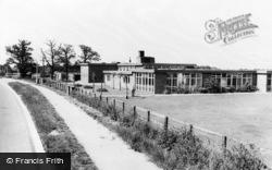 Marton-In-Cleveland, Captain Cook County School c.1955, Marton
