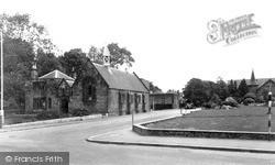 Marton-In-Cleveland, Captain Cook Memorial School c.1955, Marton