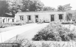 Marton-In-Cleveland, Captain Cook Memorial, Stewart Park c.1955, Marton