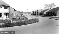 Marton-In-Cleveland, Chestnut Drive c.1965, Marton