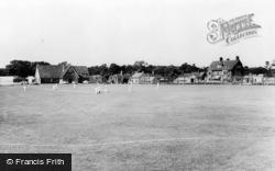 Marton-In-Cleveland, Cricket Field c.1965