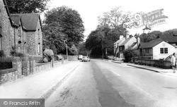 Marton-In-Cleveland, Stokesley Road c.1965, Marton