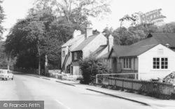 Marton-In-Cleveland, Stokesley Road c.1965
