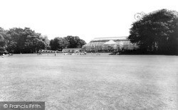 Marton-In-Cleveland, The Park c.1965