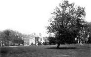 Marton, the Hall c1885