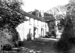 Village 1908, Mary Tavy