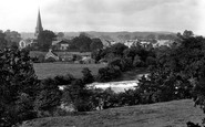 Masham, from the Grotto 1908
