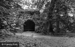 Hackfall Temple 1927, Masham