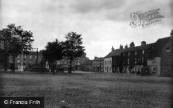 Masham, Market Place 1927