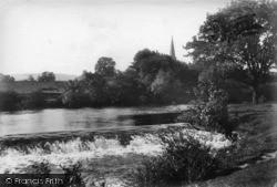 Masham, On The River 1908