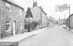 Masham, Park Street c.1960