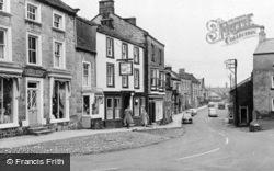 Silver Street c.1960, Masham