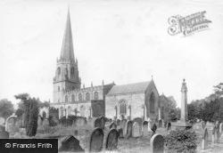Masham, St Mary's Church 1908