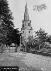Masham, The Church c.1960