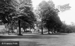 Masham, The Golf Course c.1955