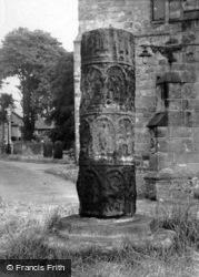 The Saxon Cross c.1960, Masham