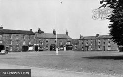 Masham, The Square c.1955