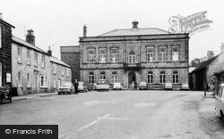 Masham, Town Hall Square c.1960