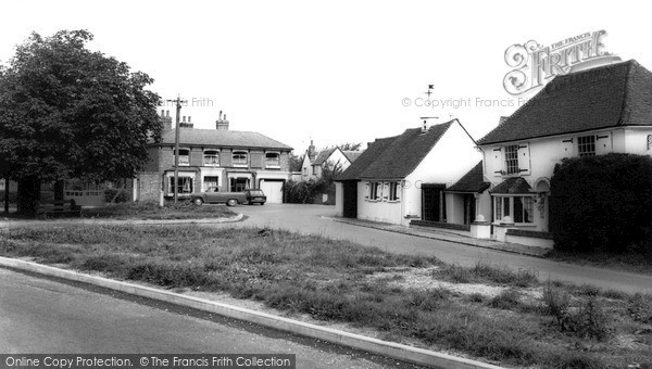 Matching Tye, the Village c1965